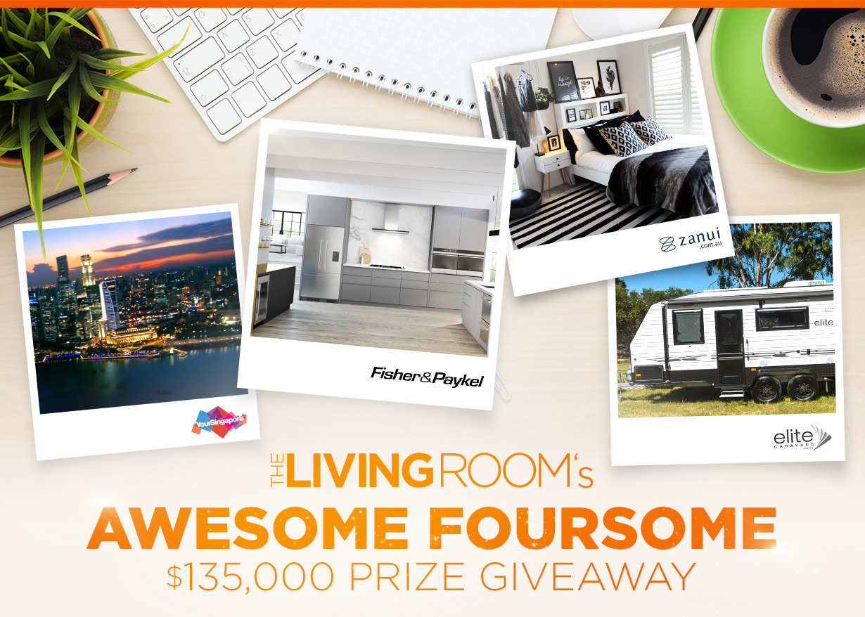 Living room competition codeword living room for Living room channel 10 competition